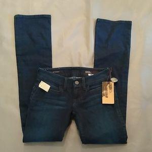William Rast Savoy straight leg jeans